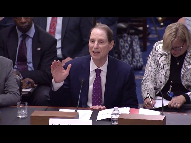 Wyden: Paper Ballots are Essential to Secure The Vulnerable & Weak U.S Electronic Election System