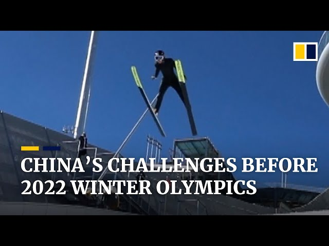 China's Winter Olympics 2022: Xi Jinping visits Games site amid Covid-19 cases and boycott call