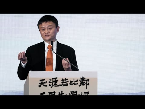 Jack Ma Emerges for First Time Since Alibaba, Ant Crackdown