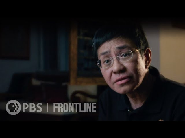 """Lies Laced With Anger & Hate Spread Fastest,"" Says Maria Ressa 