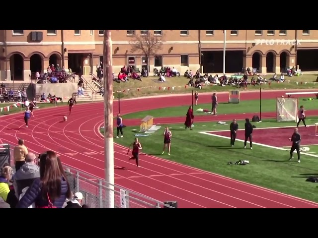 Pooch wins high school relay in Utah