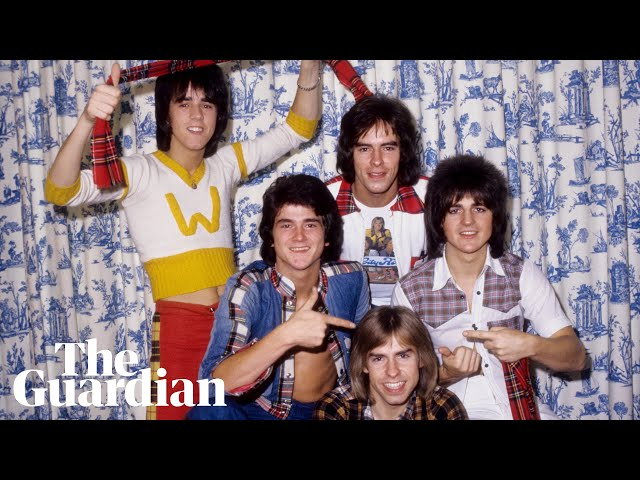 A look back at Les McKeown's greatest hits with the Bay City Rollers