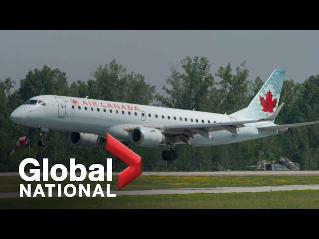 Global National: April 22, 2021 | Canada bans flights from India, Pakistan
