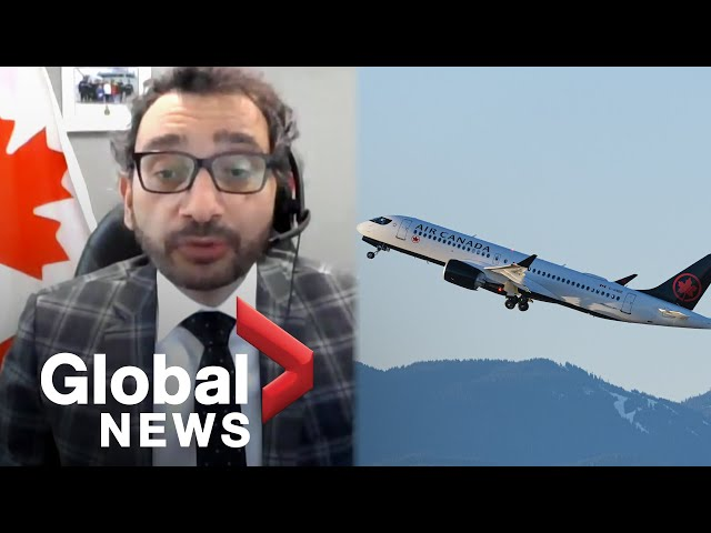Canada banning flights from India, Pakistan for 30 days as COVID-19 cases soar