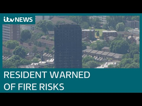 Grenfell resident says he warned building managers of fire risks