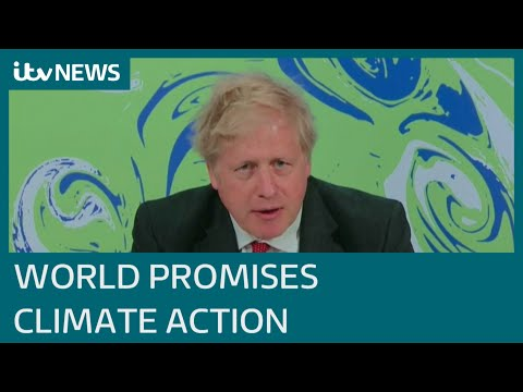 World in a 'moment of peril' as leaders call for climate change action