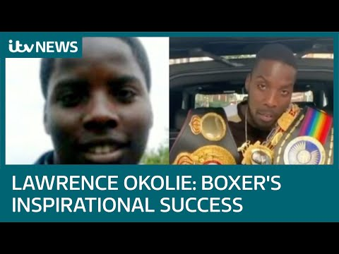 Lawrence Okolie next World Heavyweight Champion? His story from being bullied to champion