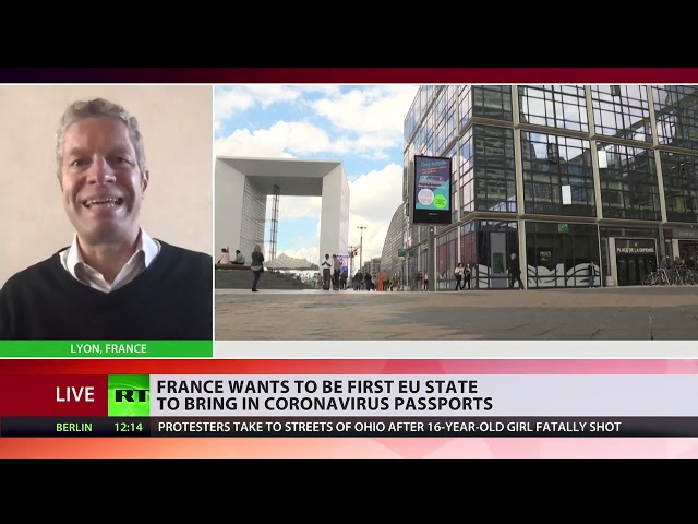 'Freedom' pass | France wants to be first EU state to bring in Covid passports