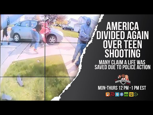 Did Columbus Officer Use Correct Action During Teen Shooting; America Is Divided - Again!